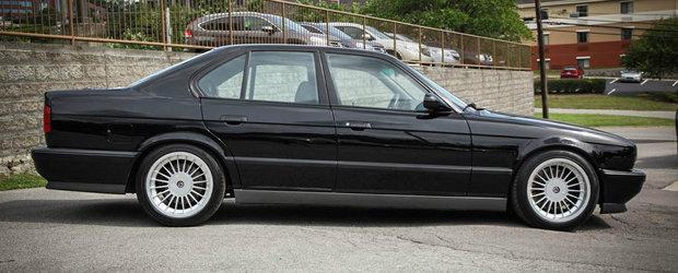 O sa ramai fara cuvinte cand o sa vezi cum arata acest M5 E34. Masina bavareza are doar 20.000 km si e de vanzare