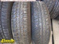 Ocazie 2 anvelope de vara amarimea 165 80 R13 la doar 100 lei Bucata