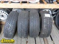 Ocazie set de 4 anvelope de iarna marimea 205 60 R16 la doar 150 Lei Bucata