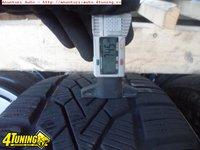Ocazie set de 4 anvelope de iarna marimea 225 50 R17 la doar 250 Lei Bucata