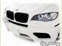 OFERTA 300 RON GRILE X5 X6 BMW E70 E71 CULOARE NEGRU MAT