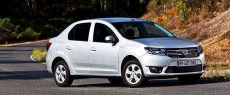 OFICIAL: Noua Dacia Logan si noua Dacia Sandero