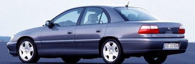 Opel ar putea readuce la viata modelul Omega
