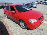 Opel Astra 2.0DTi Clima 2001