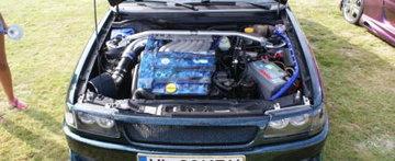 Opel Astra Cabrio by Carry - styling cu aroma de V6