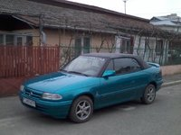 Opel Astra f bertogne 1 6