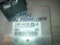 opel tigra 1.4 16v x14xe 16214239JS DELCO ELECTRONICS