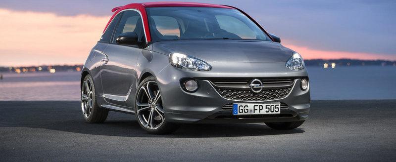 Opel vrea 18.690 euro pe noul Adam S