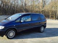 Opel Zafira 1.6 benzina 2001