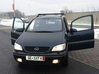 Opel Zafira 1.6 benzina 2003