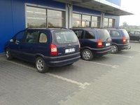 Opel Zafira 1.6 ecotec 2001