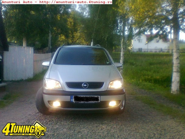 Opel Zafira 1 6