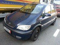Opel Zafira 1.8 16v 2002