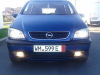 Opel Zafira 1.8 benzi zafira 2002