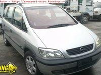 Opel Zafira 2 0dti