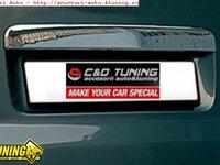 ORNAMENT PENTRU SUPORTUL DE NUMAR CROMAT VW T5