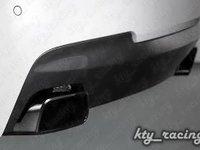 ORNAMENT TOBA TIPS EVACUARE BMW F10 F12 F13 550I 550D 650I 650D RETROFIT