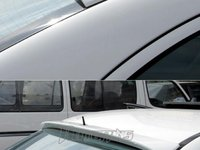 Pachet eleron si pleoapa luneta Mercedes Benz W203 AMG