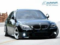 Pachet M BMW E60 seria 5 - Bodykit BMW E60 M-pachet, OFERTA 3300 lei !!