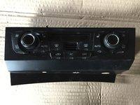 Panou climatronic cu incalzire scaune AUDI A4 B8 8K 2009 2010 2011 2012