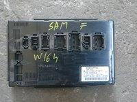 Panou sigurante SAM spate Mercedes ML W164 A1644402901