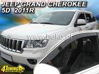 Paravanturi Heko Jeep Grand Cherokee Deflectoare aer