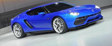 Paris 2014: Noul Lamborghini Asterion e un hibrid cu 910 CP sub capota