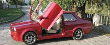 Pariu ca nu ghicesti ce masina este aceasta?
