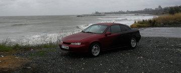 Pasiunea nu are varsta: Opel Calibra by Billy - tuning la 17 ani