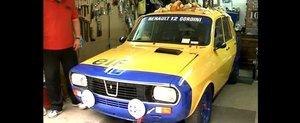 Pasiunea pentru Dacia 1300 a unui roman