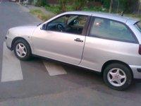 Pedale de seat ibiza 2000