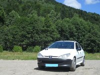 Peugeot 206 1.9 D sdi 2001