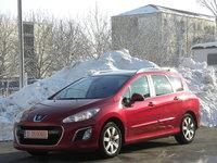 Peugeot 308 1.6 HDi 2012
