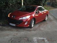 Peugeot 308 CC 1.6 2010