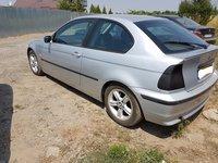 Piese,dezmembrari bmw e46 compact,motor 320d,150 cp,an 2002,PARC DEZMEMBRARI BMW E46