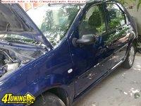 Piese second hand pentru Dacia Logan 1 5dci tip motor K9K K7 Euro 3 calculator motor uch cip cu cheie electromotor alternator cutie de viteze caseta de directie alte piese mecanice si electrice elemente de caroserie si alte subansamble ins