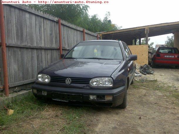 Piese VW GOLF Electromotoare delcou injectie faruri capote parbrize pompe benzina VW Golf 3 orice motorizare