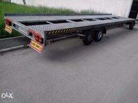 Platforma 3500 kg,fabricata 10. 2004,