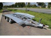 Platforma transport auto Boro Adam 2700 kg, dimensiune utila de 4000 x 2000 mm