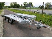 Platforma transport auto Boro Jupiter 4.5 2700 kg, cu dimensiune utila de 4500 x 2000 mm