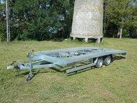 Platforma transport auto Boro Jupiter Profis 3000Kg, dimensiune 500x200 cm