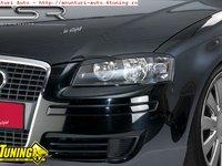 Pleoape faruri Audi A3 Sportback 8PA SB033