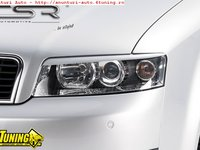 Pleoape faruri audi a4 b6 8e originale mattig made in Germany