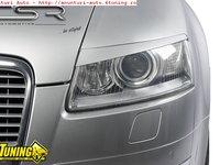 Pleoape faruri Audi A6 C6 Typ 4F 2004 SB029