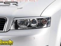 Pleoape faruri ploape Audi A4 B6 8E 2000 2006 SB147