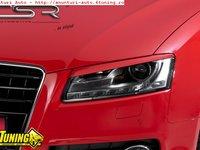 Pleoape faruri ploape Audi A5 2007 inclusiv Sportback SB052