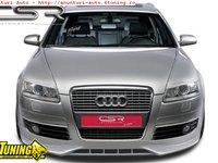 Pleoape faruri ploape Audi A6 C6 Typ 4F 2004 SB029