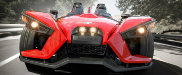 Polaris Slingshot: motocicleta care va revolutiona industria
