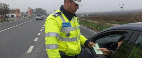 Politia Rutiera ar putea sa te opreasca in trafic pentru a afla unde te duci