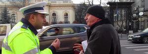 Politia Rutiera da dovada de prea multa rabdare cu nesimtirea soferilor din Bucuresti